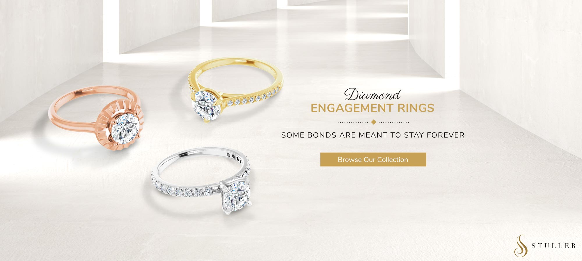 Engagement Rings Available At Tommy's Jewelry Watch & Clock Repair