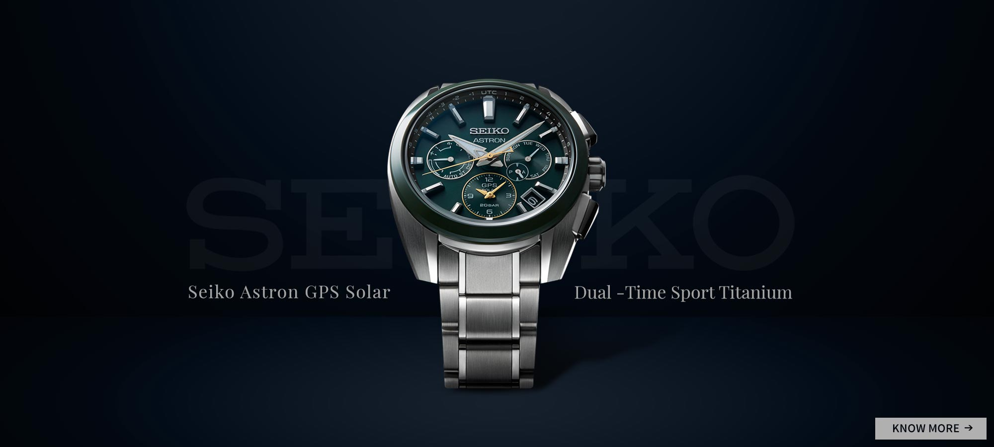 Seiko Watches Collection Available At Tommy's Jewelry Watch & Clock Repair