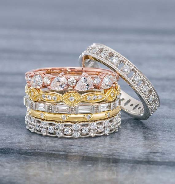 Shop Diamond Wedding Bands At Tommy's Jewelry Watch and Clock Repair